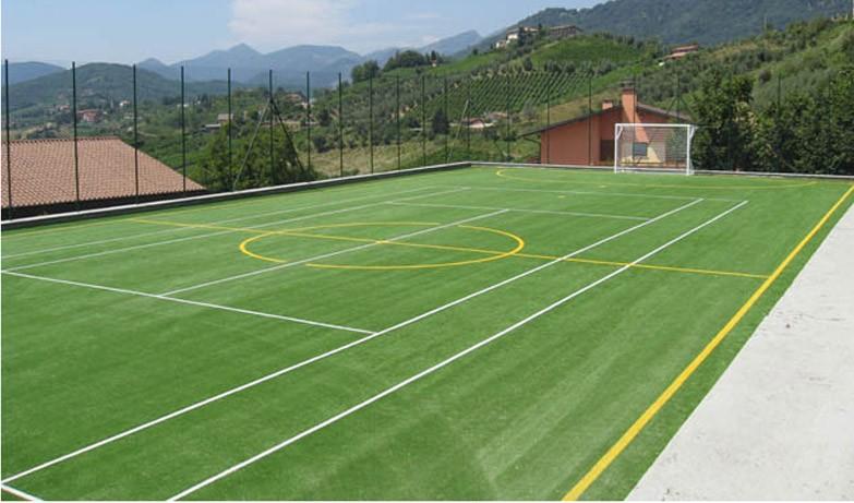 Sztuczna trawa na boiska sportowe i rekreacyjne - SIT-IN Sport