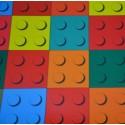 Exclusive 300 Brick Multicolor