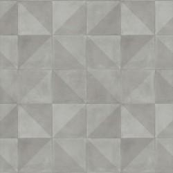 Exclusive 240 Tile Diagonal Light Grey