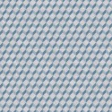 Iconik 240 - Cube tile blue