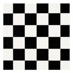 Essentials 120 Schachbrett black white